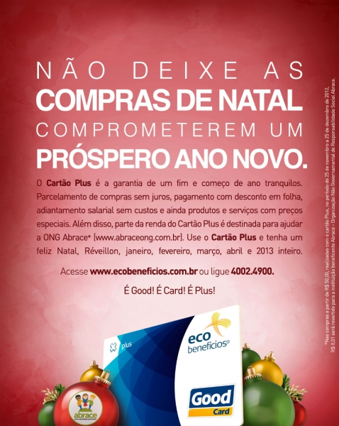 É Good! É Card! É Plus!